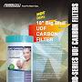 "PurePro® USA 10"" Big Blue UDF Carbon Filter - PurePro UDF-104501"