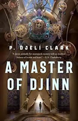 A Master of Djinn Novel by P. Djèlí Clark Pdf