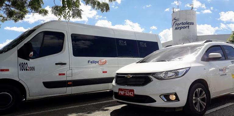 Empresa de Receptivo Traslados e Paseiso em Fortaleza