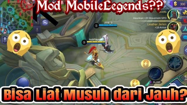 Download Mobile Legends Kuroyama Mod Apk For Android Terbaru + Unlimited Diamond