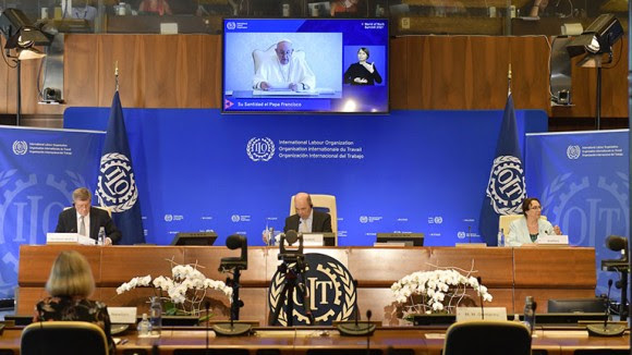 COVID-19 and social protection among key debates as June session of virtual International Labour Conference ends