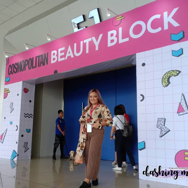 Cosmo Beauty Block 2018 experience | #CosmoBeautyBlock