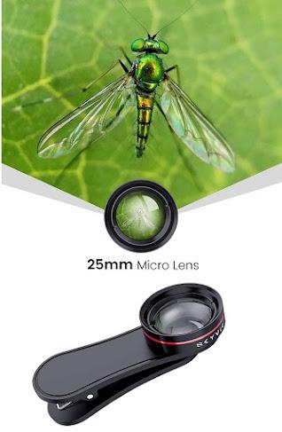 SKYVIK SIGNI, iPhone camera lens