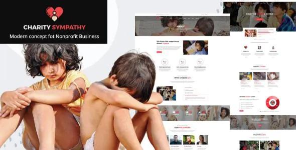 Best Nonprofit Charity HubSpot Theme