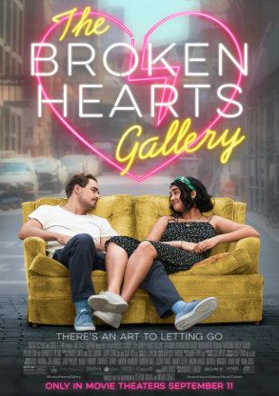 The Broken Hearts Gallery 2020 English HDRip 720p