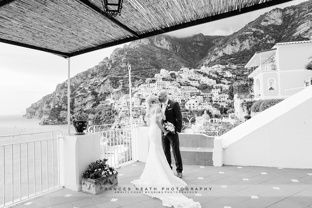 First look Positano