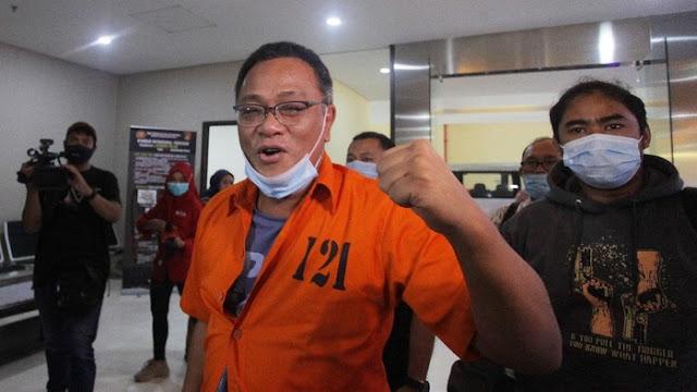 Rizal Ramli Bersama 2 Eks Ketua MK Dan Para Aktivis Jadi Penjamin Penangguhan Penahanan Jumhur Hidayat
