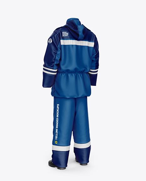 2 Different Color Worker Uniform