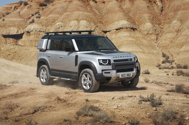 2021 Land Rover Defender Review