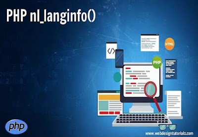 PHP nl_langinfo() Function