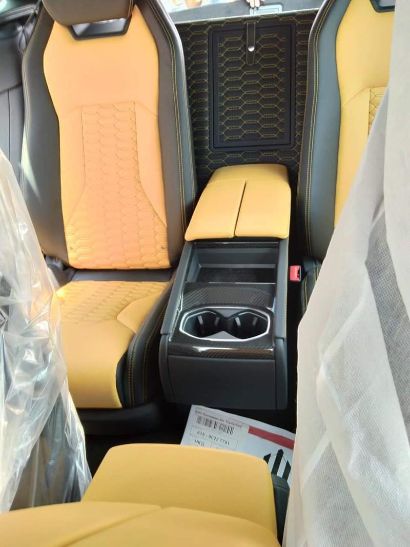 Lamborghini Urus 4 chỗ đầu tiên về Việt Nam