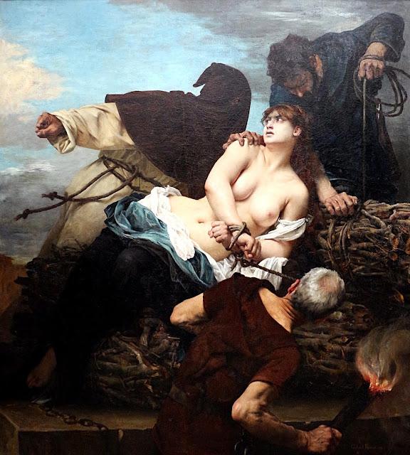Gabriel Ferrier: L'inquisizione spagnola