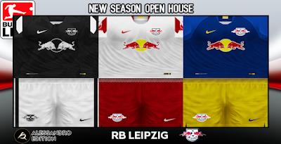 PES 6 Kits RB Leipzig Season 2018/2019 by Alessandro
