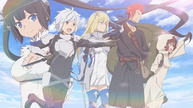 DanMachi Infinite Combate retrasa su llegada a occidente