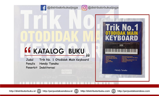 Trik No. 1 Otodidak Main Keyboard