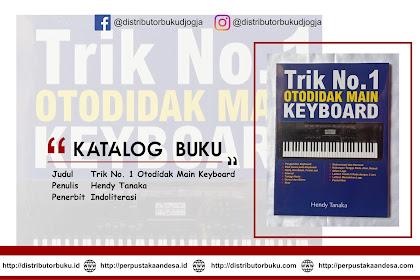 Trik No. 1 Otodidak Main Keyboard