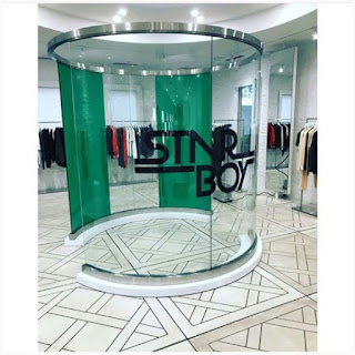 Just In : Wizkid's New Pop Up Shop Has Been Officially Opened Yesterday In New York