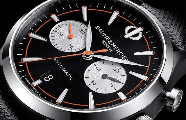 Baume et Mercier Capeland Chronograph 10451