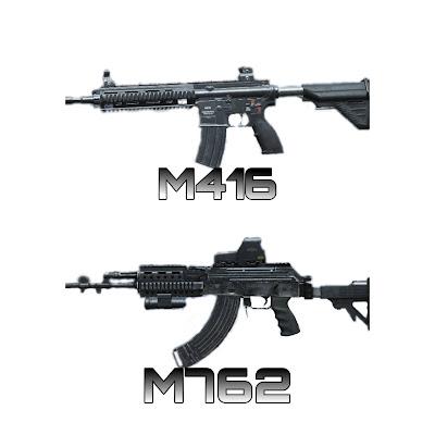 Best gun/weapon combos in PUBG Mobile