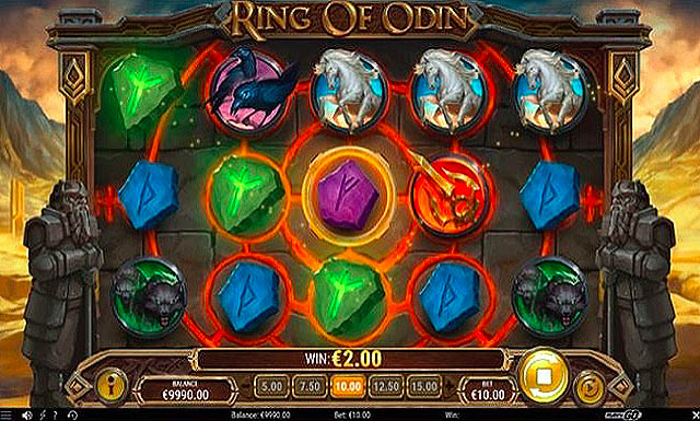 Ulasan Game Ring of Odin Slot Online (Play n Go)