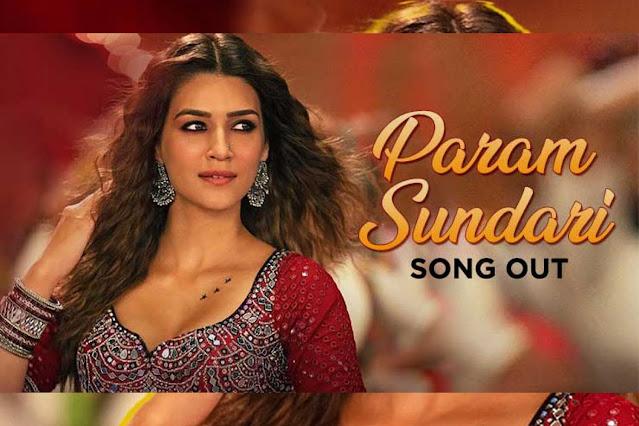 Param Sundari | Official Video |  Param Sundari Malayalam Lyrics | Param Sundari Lyrics Song | Param Sundari Video Song | Mimi | Kriti Sanon | Pankaj Tripathi | A. R. Rahman | Shreya | Amitabh |