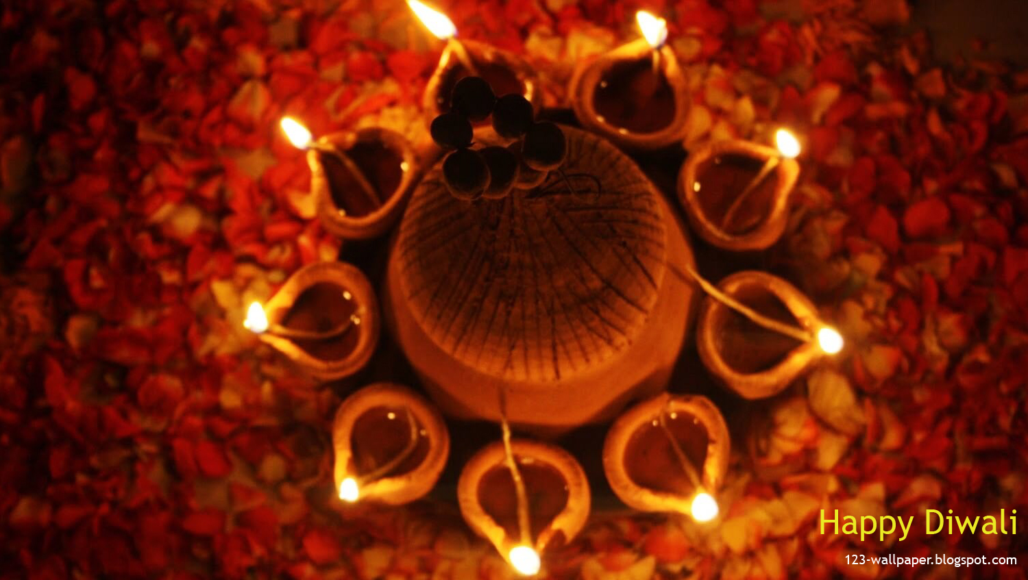 Happy Diwali Wallpapers And Backgrounds: Happy Diwali Wallpapers & Diwali Wishes SMS 2015