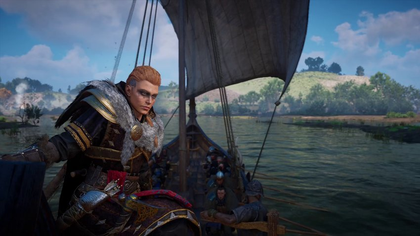 Assassin's Creed Valhalla: River Raids - All rewards and areas