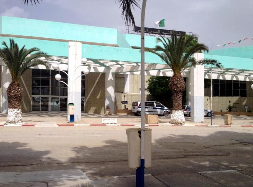 مطار تبسة الشيخ العربي التبسي Cheikh Larbi Tébessa Airport