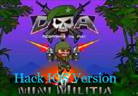 Mini Militian Pro-Mini militia hack ios