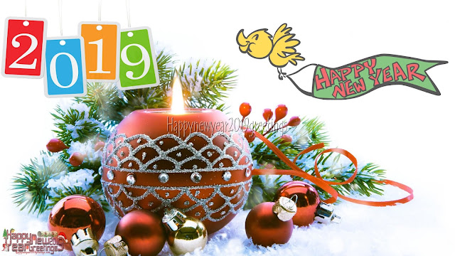 2019 Colorful Greetings Images HD
