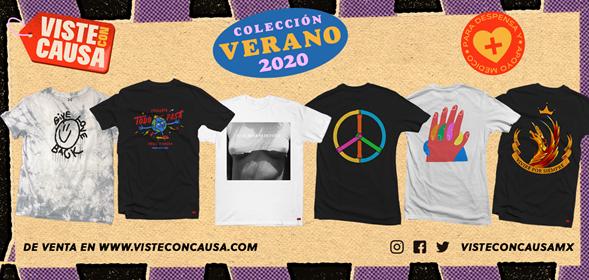 """Ya inició la venta en """"VisteConCausa.com"""""""