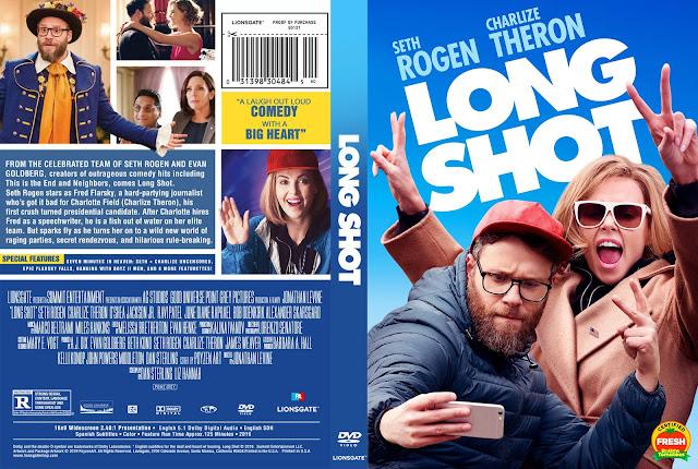 Long Shot DVD Cover