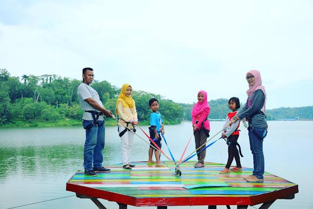 Tempat Rekreasi Keluarga Jogja