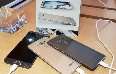 Harga Asus Zenfone 3 Deluxe ZS570KL