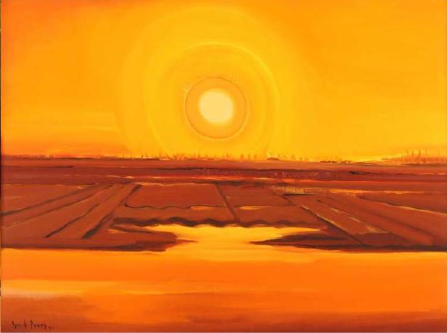 20 Pinturas del Artista Dominicano Guillo Pérez