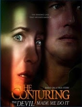The Conjuring 3: The Devil Made Me Do It (2021) BluRay [Hindi (Original) + English] Full Movie Watch Online
