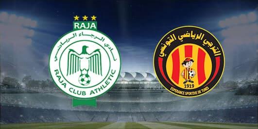 مباراة الرجاء والترجي بتاريخ 30-11-2019 دوري أبطال أفريقيا