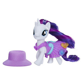 MLP Show and Tell Rarity Brushable Pony