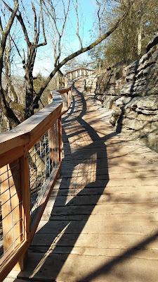 Blowing Springs Trail Bella Vista