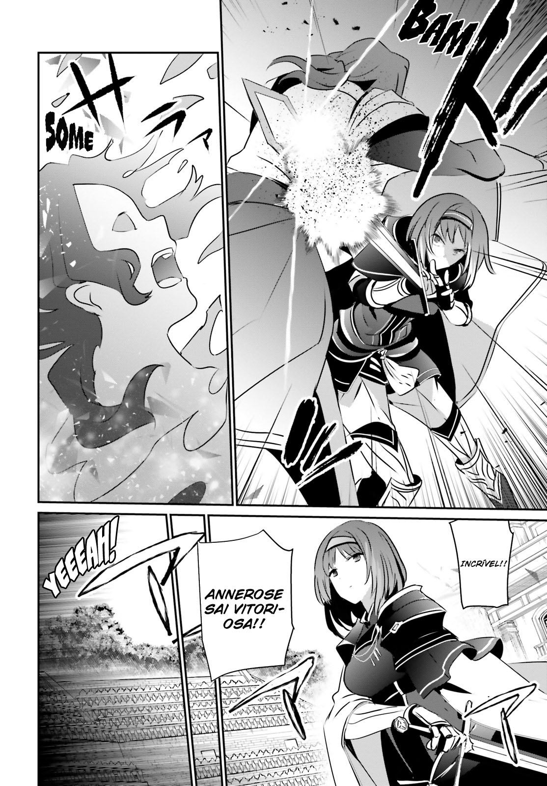 Kage no Jitsuryokusha ni Naritakute / The Eminence In Shadow Mangá Online Capítulo 15 em PT-BR