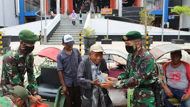 Pulihkan Mental  Pasien Covid-19, TNI AD Kirim Psikolog Militer