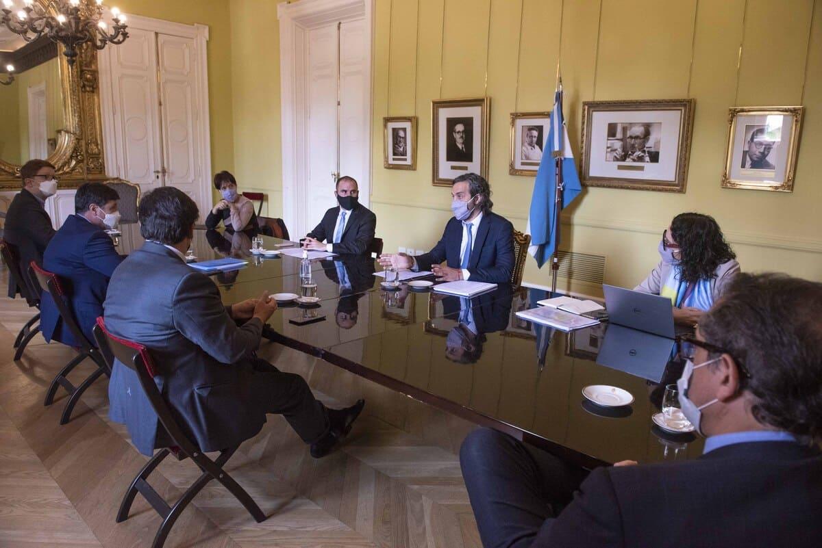 """El gabinete económico definió el ATP 7 para los sectores """"críticos"""" de la economía"""