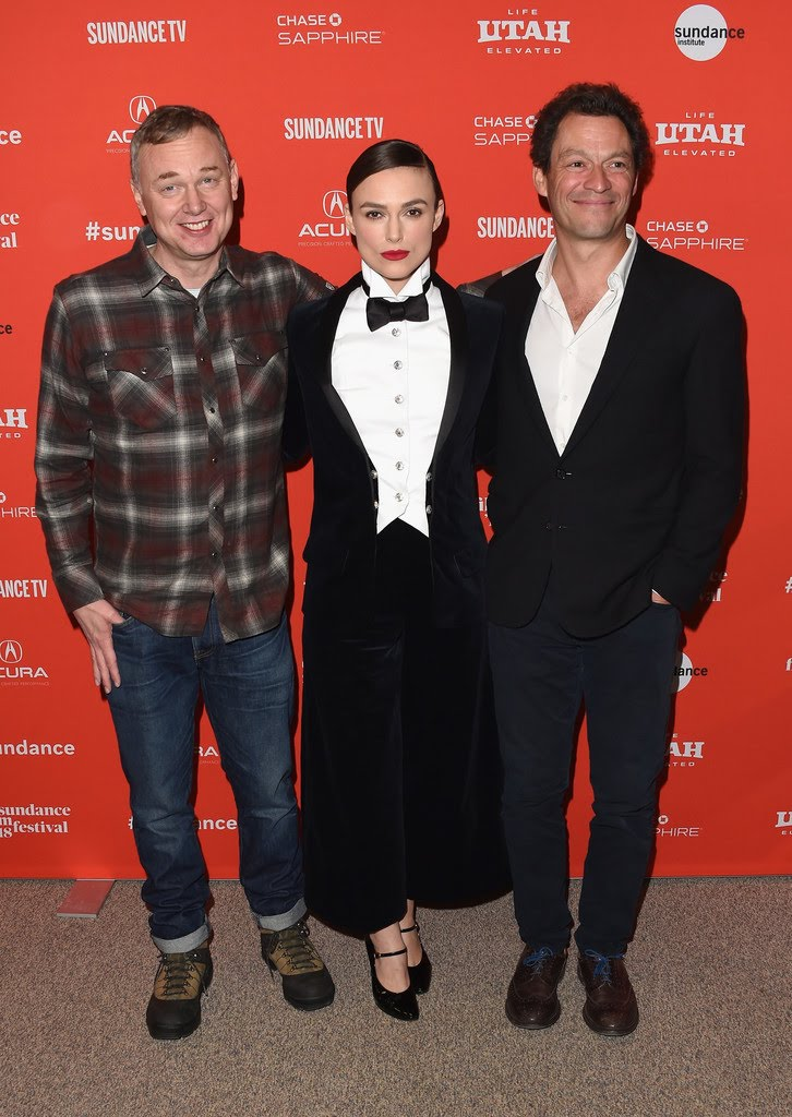 f1dbecd676c P P NewsBits  Keira Knightley and Carey Mulligan at Sundance 2018 ...