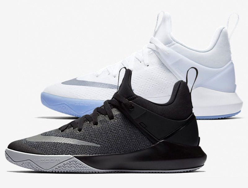 Renaming last year's mid-level shoe, Nike dropped the Hyper and just made  it into Nike Zoom Shift and just highlighting the key tech which is Zoom Air .