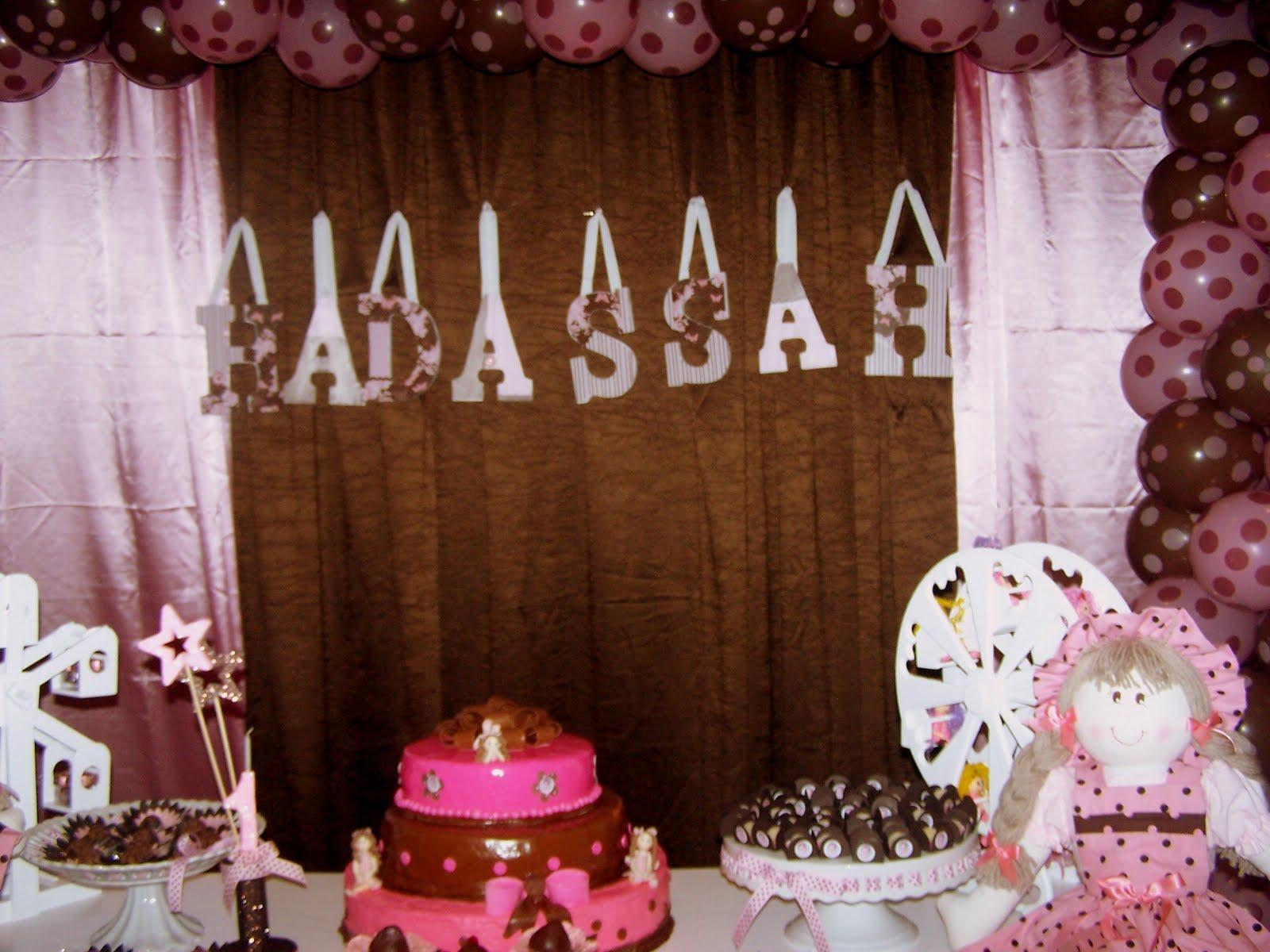 Pink Balloon Decorations