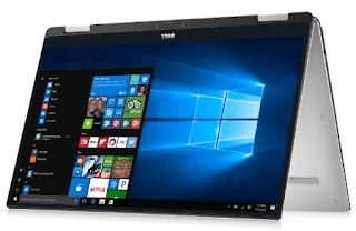 Dell XPS 13 9365 Drivers Windows 10 64-bit