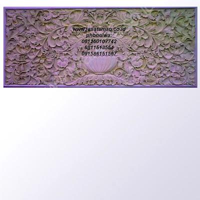 taman relief tukang taman surabaya XII