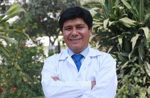 Mario Carhuapoma Yance es el nuevo presidente ejecutivo de EsSalud