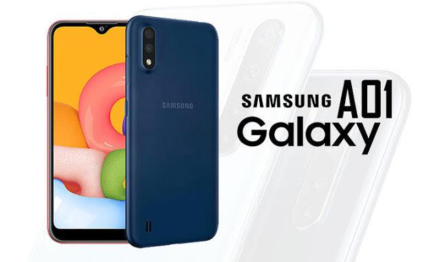 سعر-و-مواصفات-Samsung-Galaxy-A01-مميزات-و-عيوب