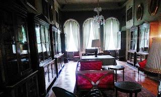 Biblioteka w Pałacu Radziwiłłów w Nieborowie